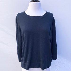 BANANA REPUBLIC Navy Blue Sweater Size XL